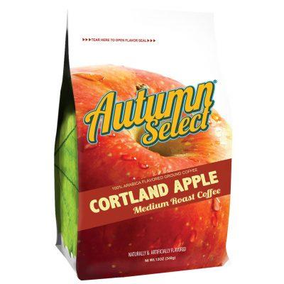 Cortland Apple flavored coffee - Autumn Select