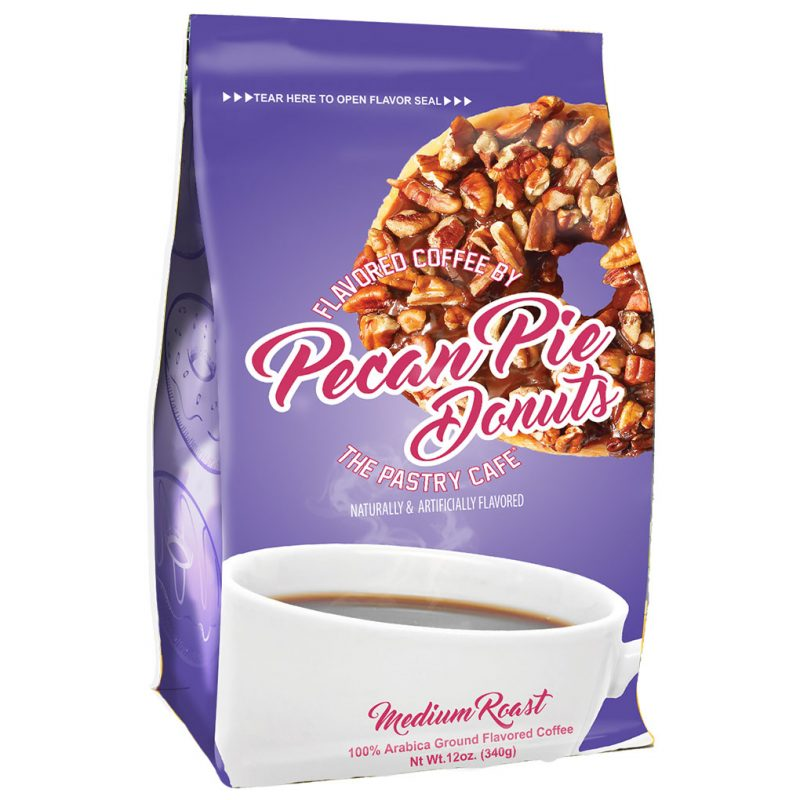 The Pastry Cafe Pecan Pie Flavored Coffee