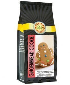 Waterfront Roasters Gingerbread Cookie Flavored Coffee