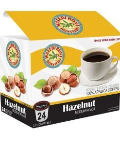 Waterfront Roasters Hazelnut Flavored Coffee Cups