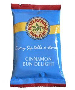 Waterfront Roasters Cinnamon Bun Delight Portion Packs