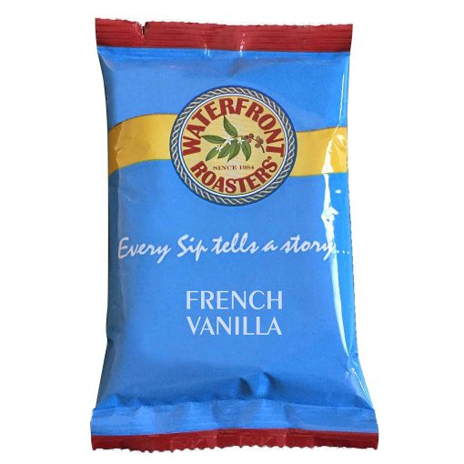 Waterfront Roasters French Vanilla Portion Packs